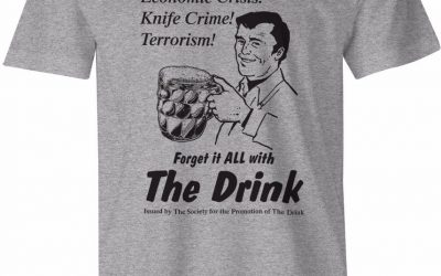 Top Five Most Sold T-Shirts On More T Vicar