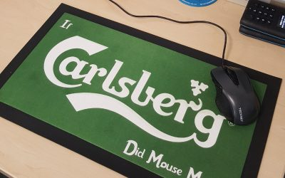 If Carlsberg Did Mouse Mats…