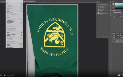 Tutorial: How To Vectorise A Logo With Only A Physical Copy