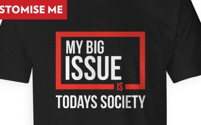Custom T-Shirts For The Big Issue
