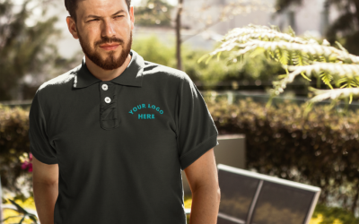 Grab 10 Custom Embroidered Polo Shirts for Your Business